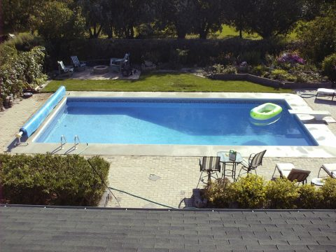 Cedarburg Wisconsin In Ground Pool Repair
