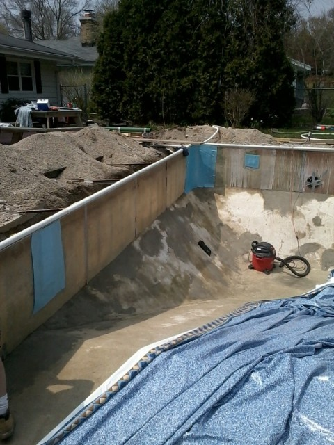 In Ground Pool Review of Accurate Spa and Pool