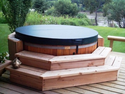 Very good service. Hot tub repair in Okauchee