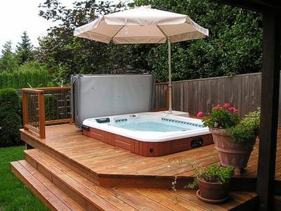 They did a great job on my spa inground pool builder for Tub liner installation